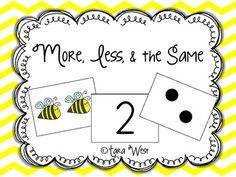 Little Minds at Work: Number Sense Routines {freebies included} Preschool Math, Math Classroom, Kindergarten Activities, Fun Math, Teaching Math, Math Games, Teaching Ideas, Classroom Ideas, Morning Activities