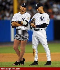 DEREK JETER Funny PICTURES PHOTOS and IMAGES
