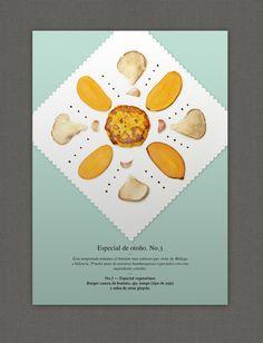 Bacoa Seasonal Specials by TwoPoints.Net, via Behance