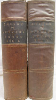 System of Surgery - 1866 Medical Books