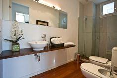 Baño Ático Ayuntamiento 34 VLC Valencia Luxury