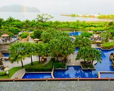Costa Rica - Los Suenos Marriott Hotel.  Most amazing place I've ever been!