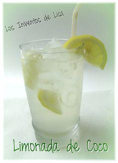 Los Inventos de Lisa: Limonada de Coco