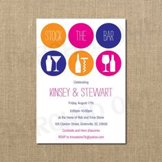 7 Best Stock The Bar Holiday Housewarming Party Images Wedding