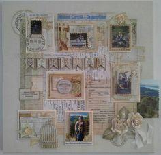 My finished Lynette Carroll Piece