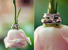 Must have try this pictures at a wedding shoot. Easy and cute!