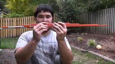 Excellent easy tutorial for heavier draw weight. Too heavy for the girls, but my hubby loved it