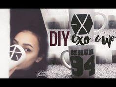 DIY: EXO mug