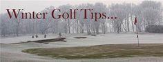 Winter Golf Tips - Golfer's Jewels