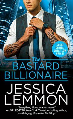 The Bastard Billionaire (Billionaire Bad Boys, #3)