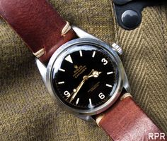 Beautiful Rolex Explorer - ref. 6610 (1957)