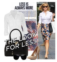"""""""Less is More"""" by jvol1052 ❤ liked on Polyvore"""