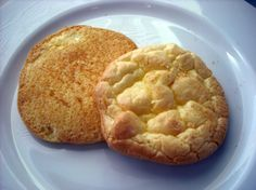 cloud bread... Just three ingredients... Curious to try