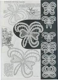 Resultado de imagen de crochet irlandes