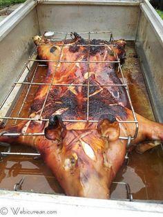 BBQing the Whole Hog, Cuban Style | Webicurean