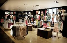 distribucion de tiendas de ropa - Buscar con Google