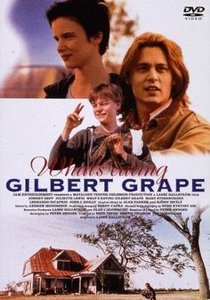 Gilbert Grape.  Johnny Depp & Leo DiCaprio.