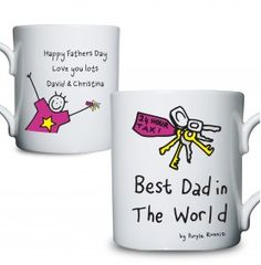 Personalised Gifts Someone Special Latte Mug Bone China Cup Any Name