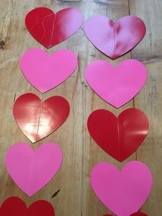 Valentine's Day Hanging Hearts. Romantic love themed Valentine's Day themed party supplies, Valentine's Day heart balloons, Valentine's Day decorations, tableware and sexy valentine's fancy dress.