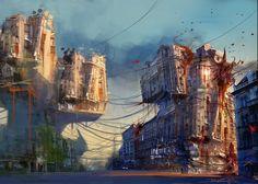 TALEXI'S WORLD: Some DmC Concept Art