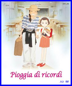 Anime on Blu-ray!: NEWS * Pioggia di Ricordi in arrivo grazie a Lucky...