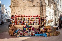 Mogador renommée Essaouira ...Petite balade historique inspirée par le nom de ce macaron iconique de Pierre Hermé.