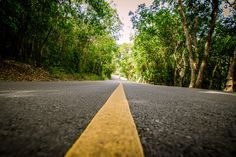 The long winding road by Spencer Hughes on 500px