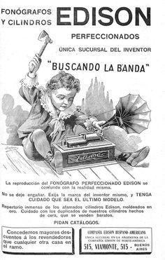 Antiguas publicidades argentinas