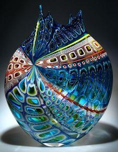 David Patchen - Objetos con Vidrio