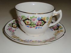 My grandmother had a beautiful collection of porcelain tea cups...great memories...