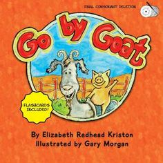 The second book of the Word Menders series, Go by Goat focuses on final sounds and helps children learn to hear and produce sounds and build core vocabulary.