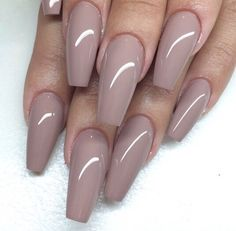 Good length nails to start with so you don't have trouble functioning. Great start for a girl that never had nails before.