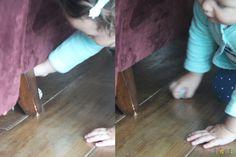 Jogo para bebês - cadê a bolinha - gabi com a bolinha
