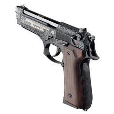 No. 8 of 10 - Beretta 92FS Limited Edition