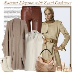 Natural Elegance with Zynni Cashmere London College Of Fashion, Nic And Zoe, Cashmere Cardigan, Charlotte Tilbury, Casual Wear, Knitwear, Michael Kors, Street Style, Elegant