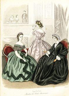 Civil War Fashion, Convertible Dress, Mode Vintage, Fashion Plates, Snow White, Disney Characters, Fictional Characters, Journal, Disney Princess