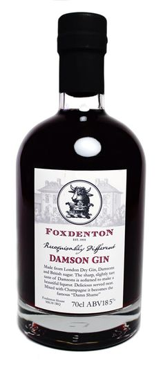 Damson Gin # Gin of the World#