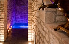 A day totally dedicated to your relax and wellness in a charming Castle in Umbrian landscapes, in Massa Martana, small village in Umbria. You will escape from caos and stress of routine and stay for a day in a wonderful place with your partner or your friend. This activity foresees the entrance at wellness centre (SPA) of the castle with Roman Route (Tepidarium, Calidarium e Frigidarium), internal and external pools, relax area. Included in the rate a gourmet Dinner in famous restaurant of…