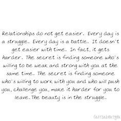 Quotes About Relationship Struggles