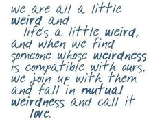 Nerd Love Quotes