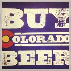 #Colorado is 3rd in the nation for craft #breweries (by quantity not quality) so go enjoy it! http://www.12ozdesign.com/