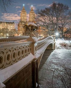 Bow Bridge  Photo by @chief770 check out his feed for more