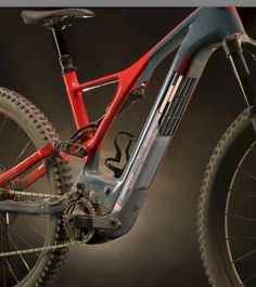 Mountain biking has boomed in recent years, and as a result, manufacturers have developed a number of special design improvements to overcome this broad and Electric Mountain Bike, Bike Design, Tool Storage, Bicycles, The Best, Motorcycle Design, Bicycle, Bicycle Design, Ride A Bike