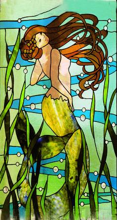 Miyazaki Stained Glass | Stained glass of Irene Vetrate, vetri colorati di grande pregio ...