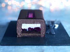 Heston's Black Forest Buche