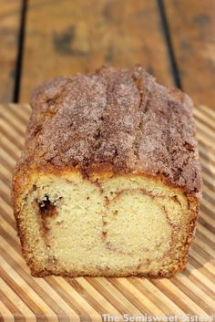 Amish Cinnamon Bread Recipe (A Quick Amish Friendship Bread Alternative)