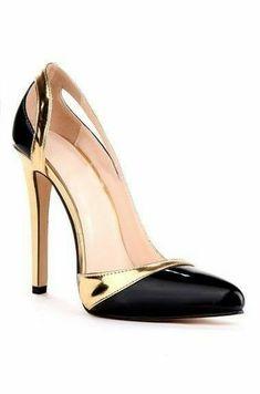 47 Luxury Shoes That Always Look Fantastic Women Shoes Trends fashion shoes Stilettos, Black Stiletto Heels, Black High Heels, Pumps Heels, Women's Shoes, Hot Shoes, Me Too Shoes, Pretty Shoes, Beautiful Shoes