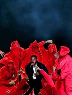 Kendrick Lamar, Grammys 2018