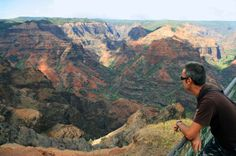 Waimea Canyon, Hawaii, is sometimes known as 'The Grand Canyon of the Pacific.' The colours changes ... - Provided by Toronto Star