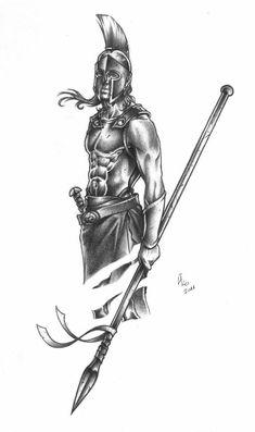 Tattoo Finka savaşçı